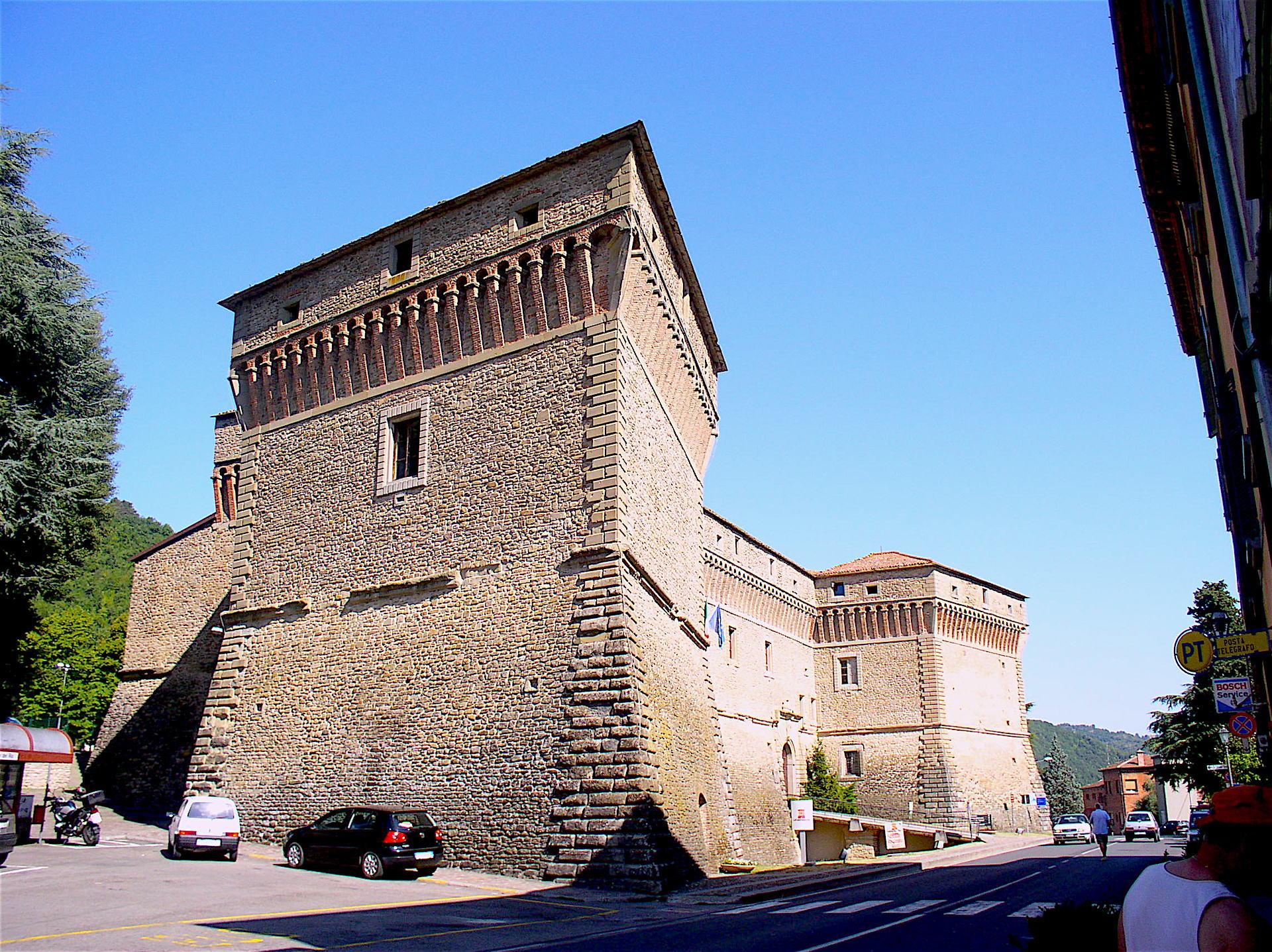 Alidosi Palace