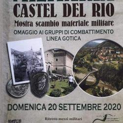 NEWS - Militaria Castel del Rio 2020