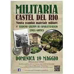NEWS - Militaria Castel del Rio 2019