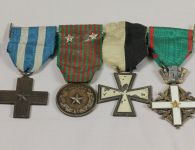 War world war medals